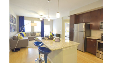 Brand new with a sophisticated architectural design, beautiful views, and stunning interiors